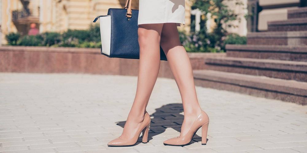 orthopedic high heel shoes