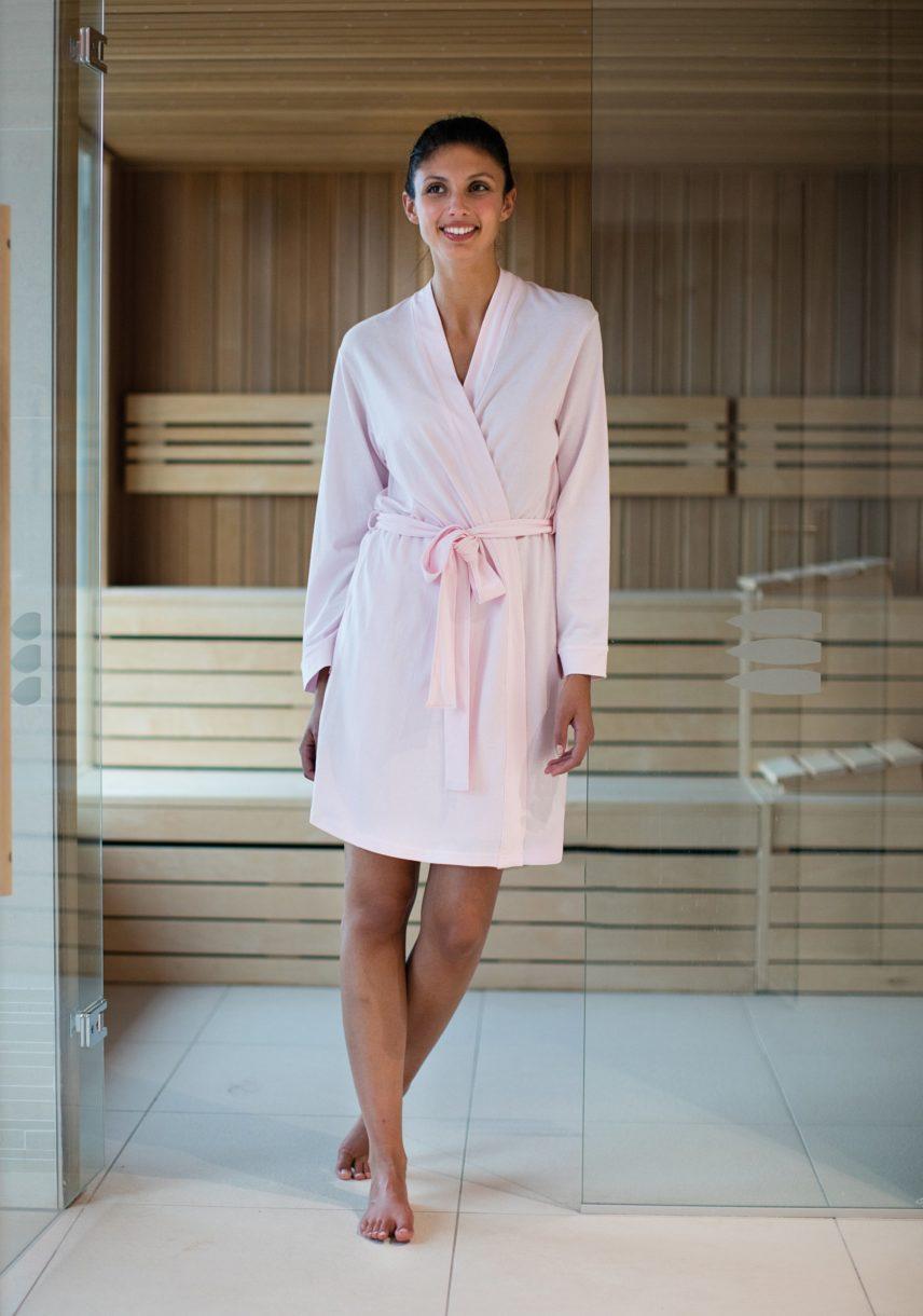 cotton-robe